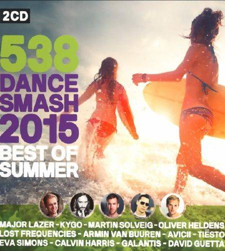 538 Dance Smash 2015 Best Of Summer (2015) FLAC