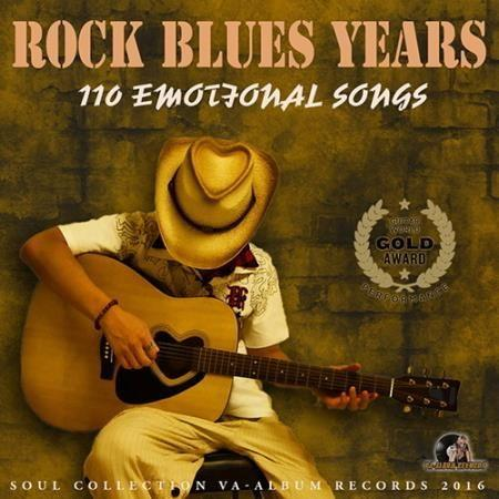Rock Blues Years (2016)