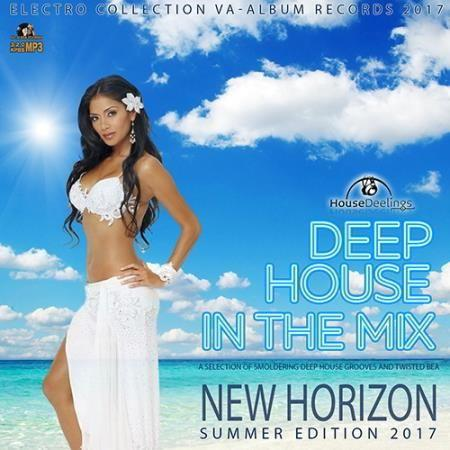 New Horizon: Deep House In The Mix (2017)