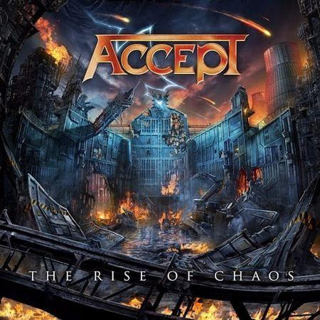 Accept - The Rise Of Chaos (2017) Flac