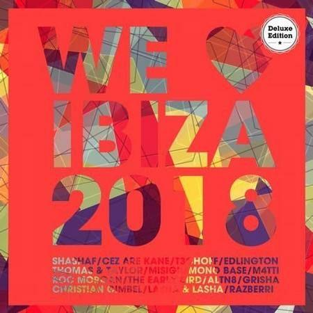 We Love Ibiza 2018 (Deluxe Version) (2018)
