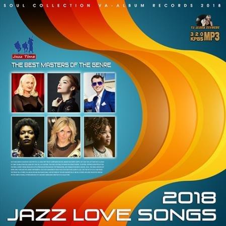 Jazz Love Songs (2018)