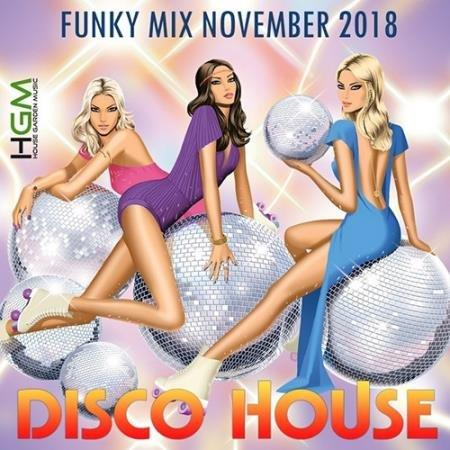Disco House: Funky Mix November (2018)