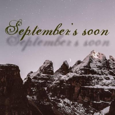 Angelo Zibetti - Septembers Soon (2019)