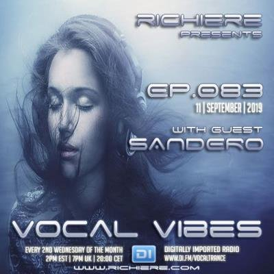 Richiere - Vocal Vibes 083 (2019-09-11)