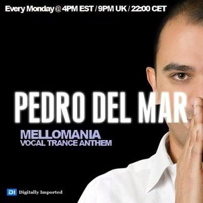 Pedro Del Mar - Mellomania Vocal Trance Anthems 592 (2019-09-16)