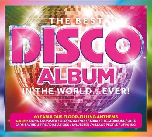 The Best Disco Album In The World... Ever! (3CD) (2019)
