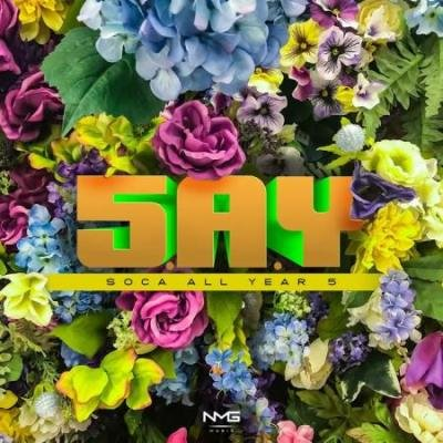 S.A.Y (Soca All Year) 5 (2020)