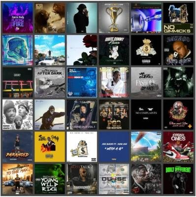 Rap Music Collection Pack 221 (2020)